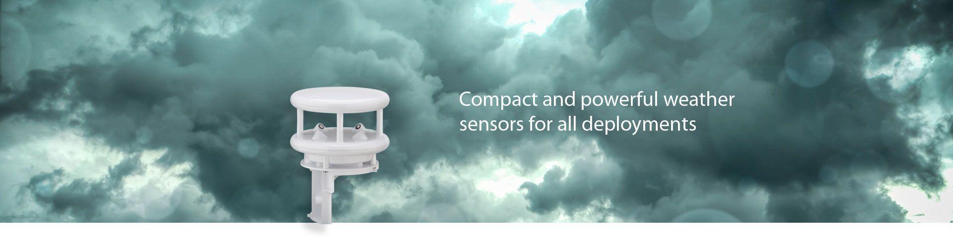 Lufft WS200 Ultrasonic Wind Sensor
