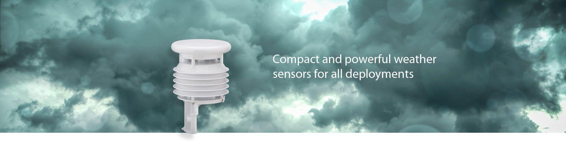 Lufft WS300 Multi-Parameter Weather Sensor