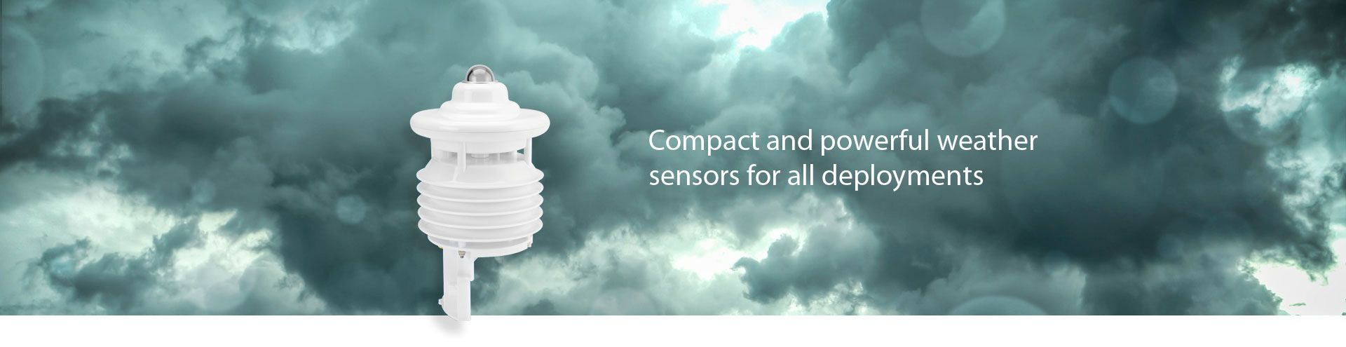 Lufft WS301 Multi-Parameter Weather Sensor