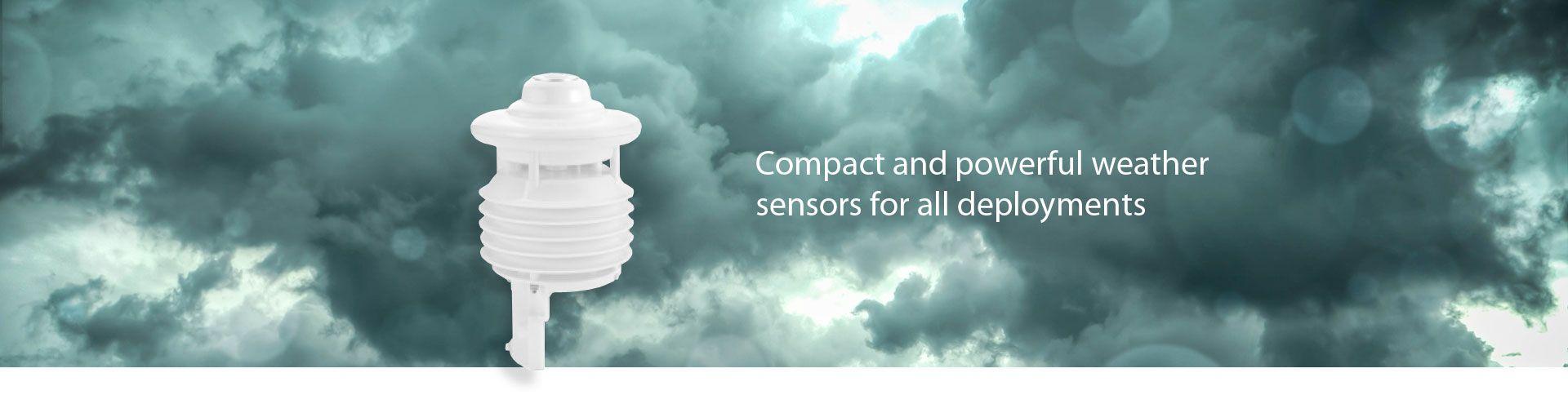 Lufft WS302 Multi-Parameter Weather Sensor