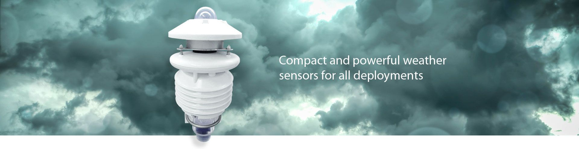 Lufft WS310 Multi-Parameter Weather Sensor