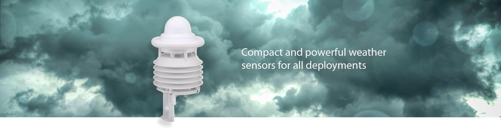 Lufft WS400 Multi-Parameter Weather Sensor
