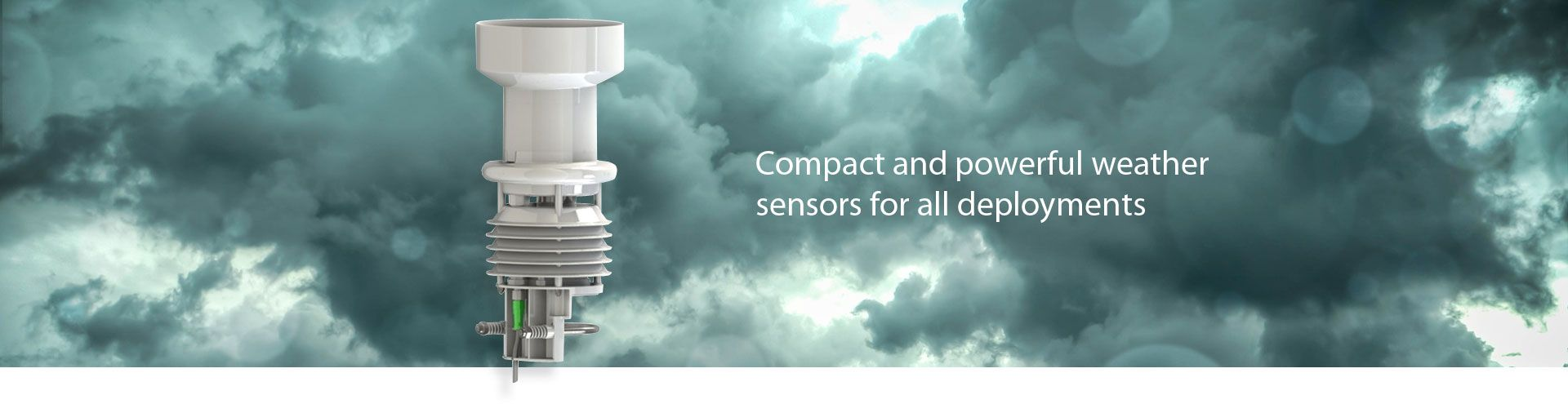 Lufft WS401 Multi-Parameter Weather Sensor