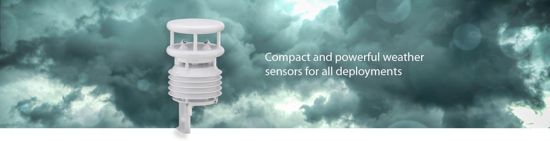 Lufft WS500 Multi-Parameter Weather Sensor
