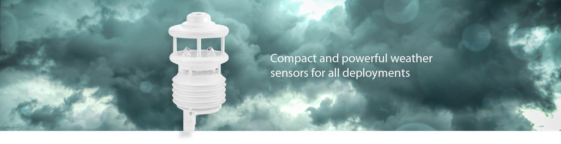 Lufft WS502 Multi-Parameter Weather Sensor