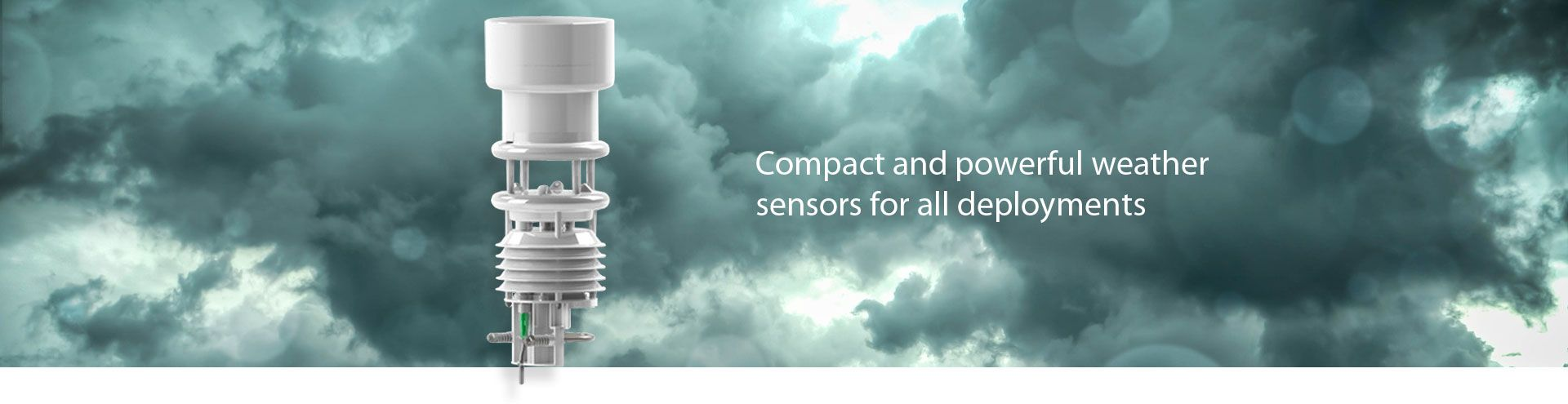 Lufft WS601 Multi-Parameter Weather Sensor