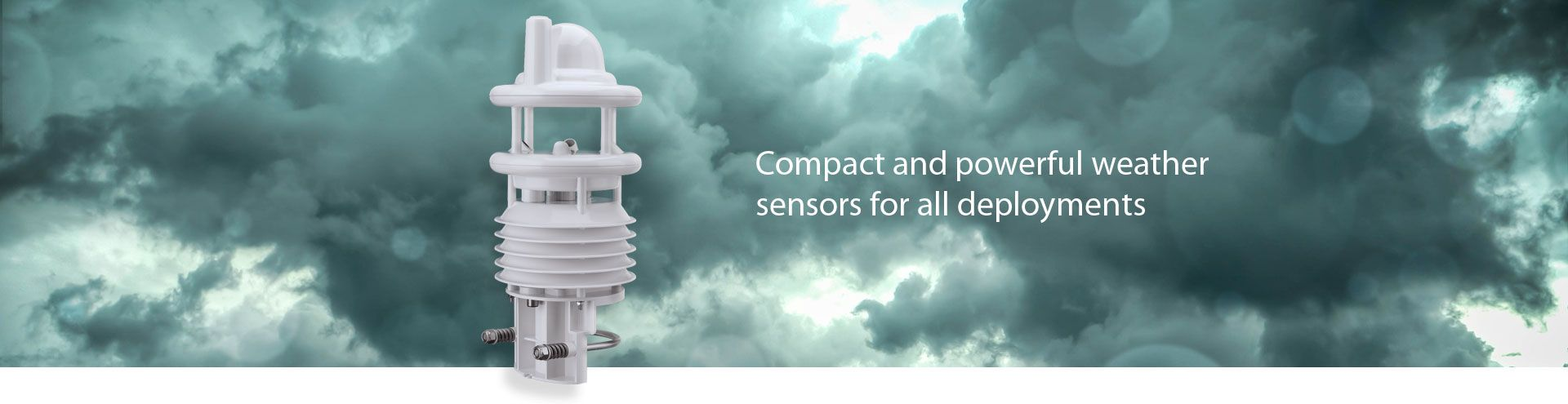 Lufft WS700 Multi-Parameter Weather Sensor