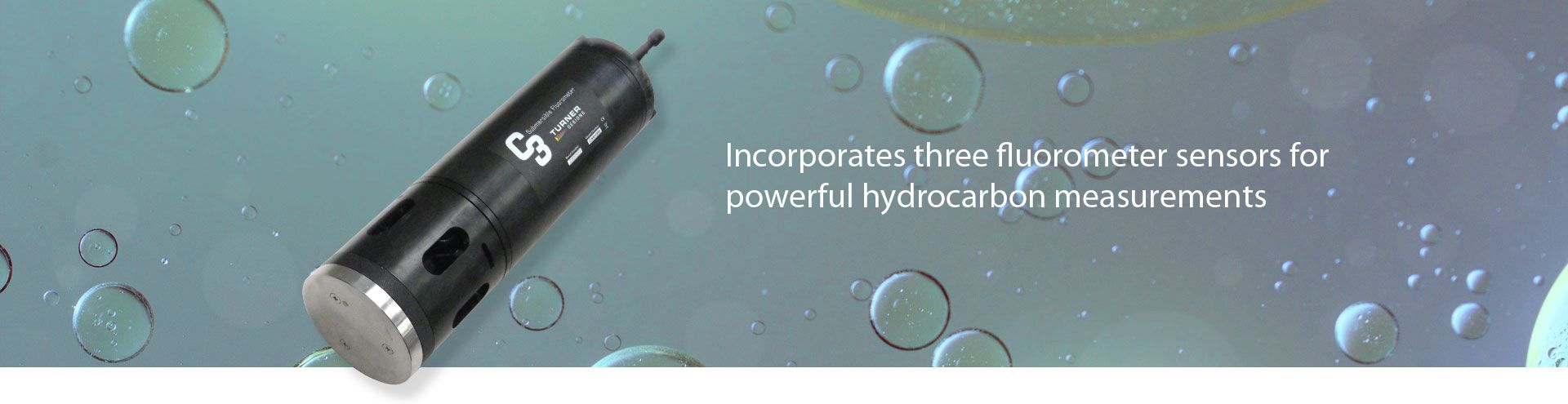 C3 Hydrocarbon Fluorometer Rental