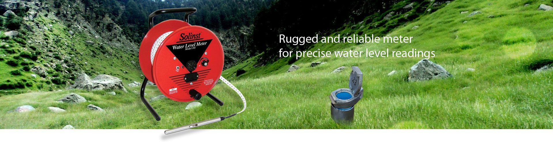 Solinst Model 101 P2 Probe Water Level Meters