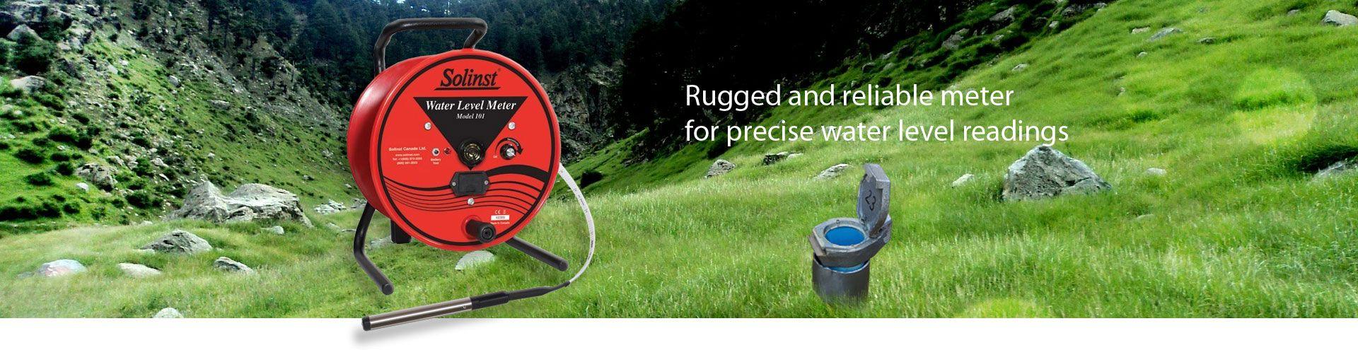 Solinst Model 101 P7 Probe Water Level Meters