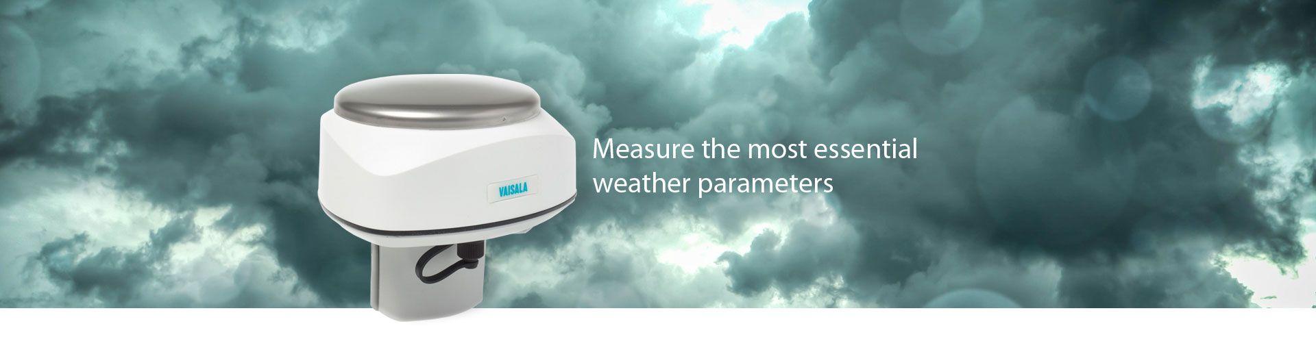 Vaisala WXT531 Rainfall Sensor