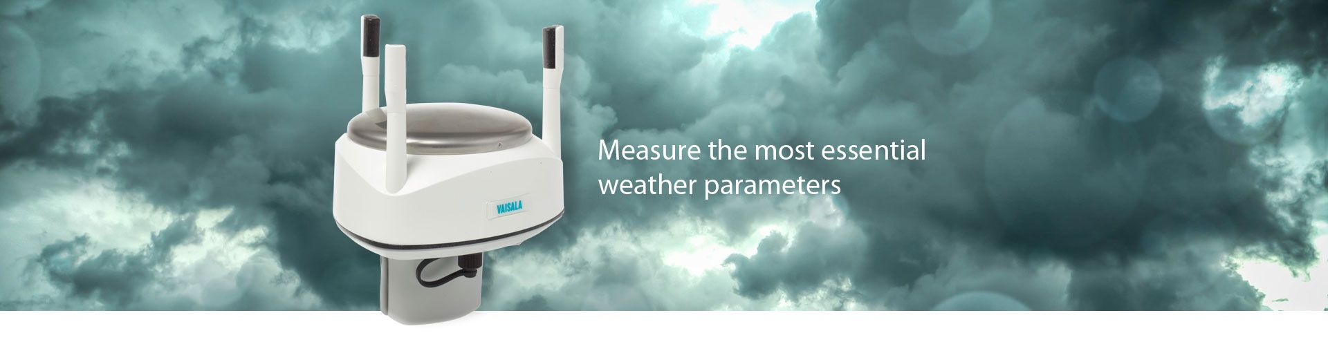Vaisala WXT532 Wind Sensor