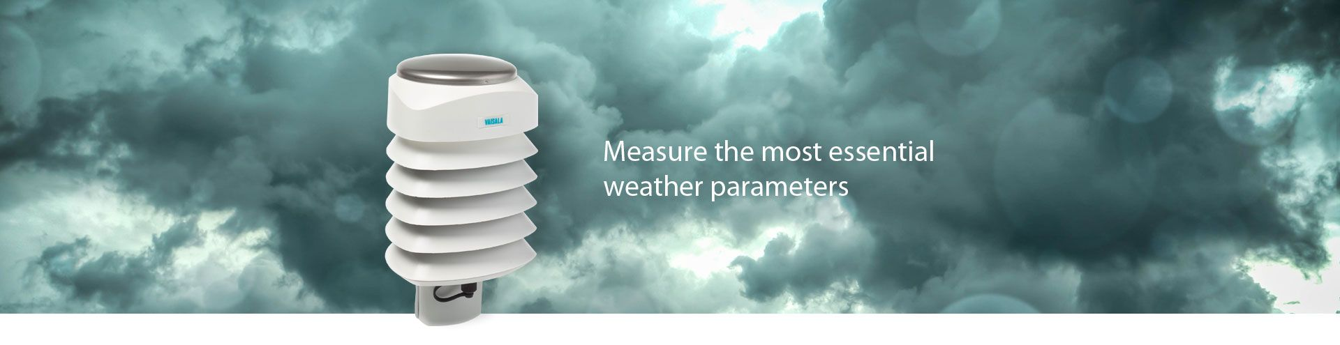 Vaisala WXT535 Multi-Parameter Weather Sensor