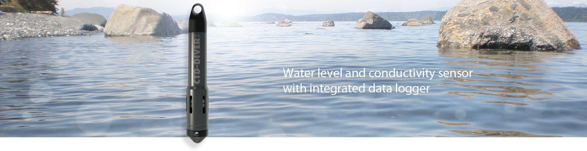 Van Essen CTD-Diver Water Level & Conductivity Loggers