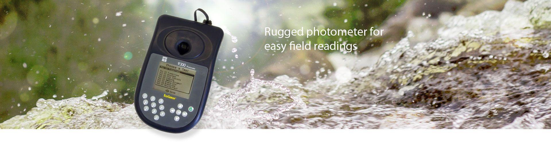 YSI 9500 Deluxe Photometer Kit