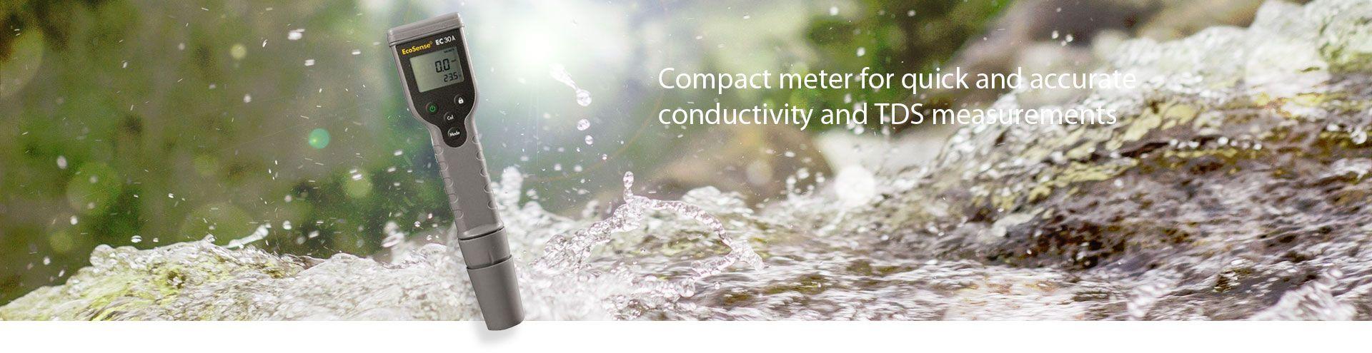 YSI EcoSense EC30A Conductivity Pen