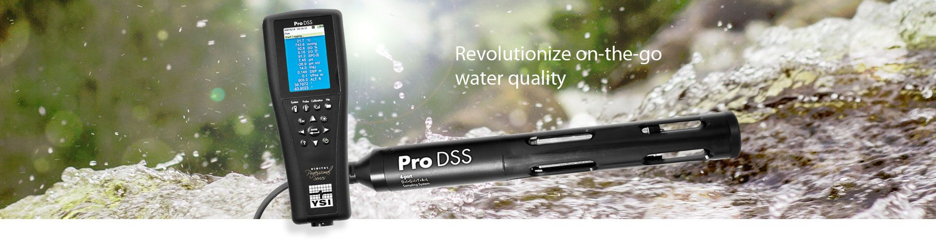 ProDSS Water Quality Meter Rental