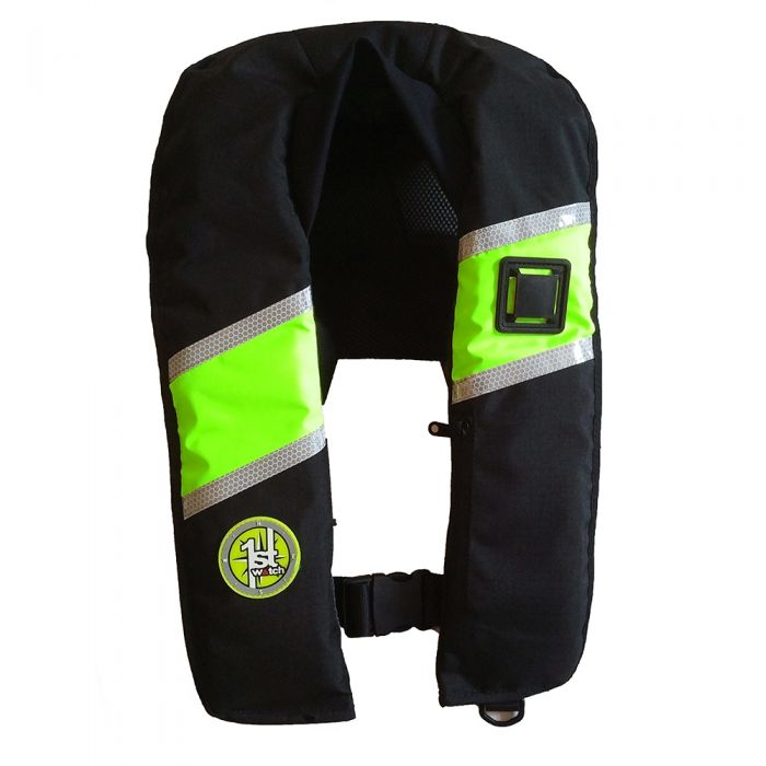 First Watch 33 Gram Inflatable PFD - Automatic - Hi-Vis