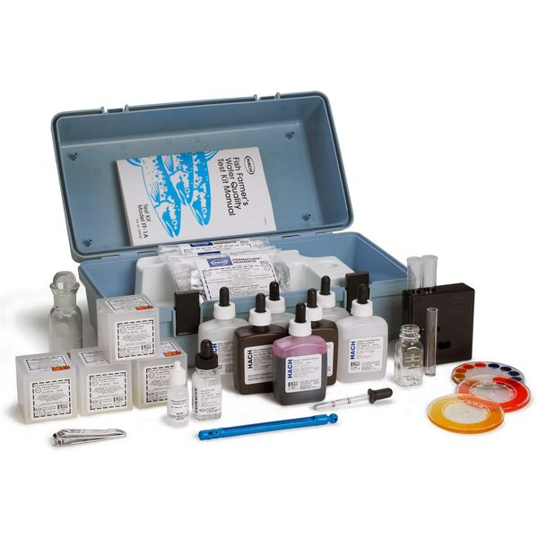 Hach Ff 1a Freshwater Aquaculture Test Kit