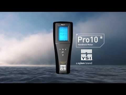 YSI Pro10 pH Meter