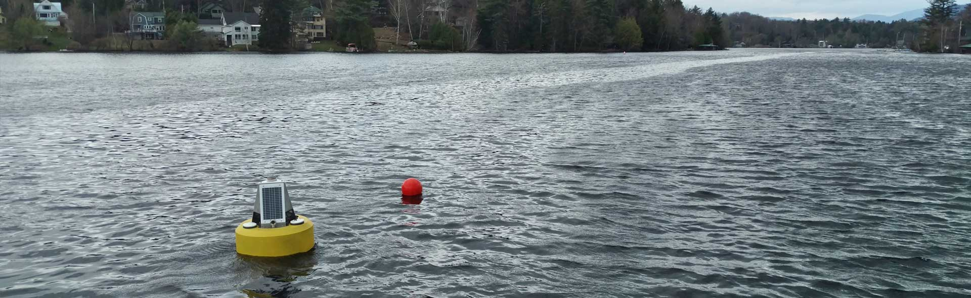 Limnology buoy