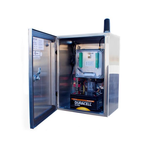 NexSens AVSS Stainless Steel Enclosure Kits