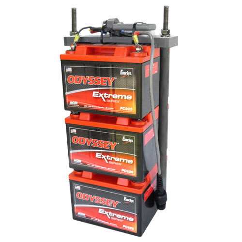 NexSens CB-Series Data Buoy Battery Harnesses