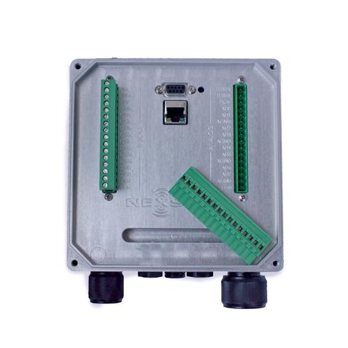 analog or digital sensor connectivity