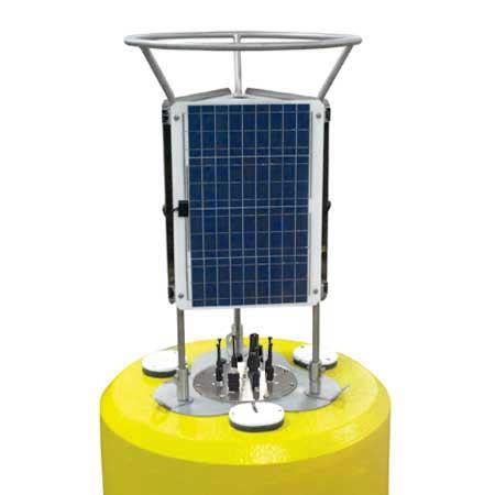buoy mounted data logger