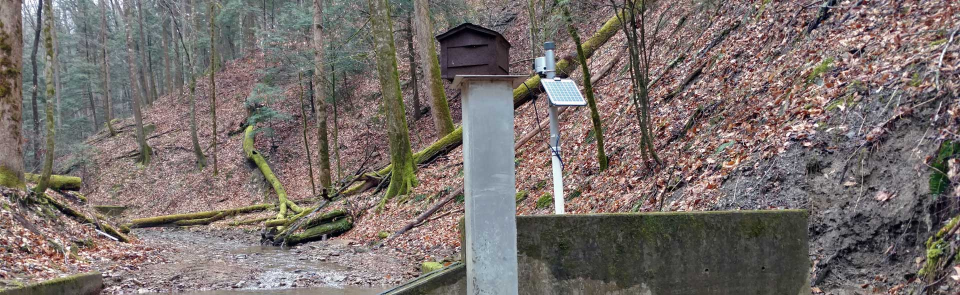 stream gauge
