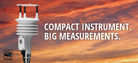 Compact Instrument. Big Measurements.