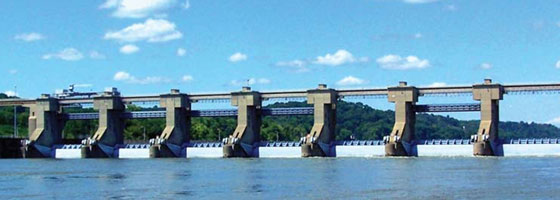 ohio river dams offer alternative energy environmental