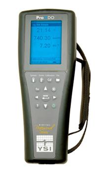 YSI ProODO optical DO Meter
