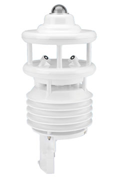 Lufft WS501 compact weather station with solar pyranometer