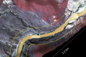 USGS Colorado River aerial survey
