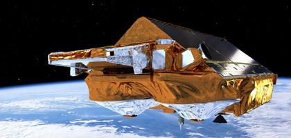 ESA's CryoSat-2 satellite