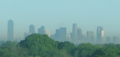 my air my health Smog over Dallas (Credit: Turn685, via Wikimedia Commons)