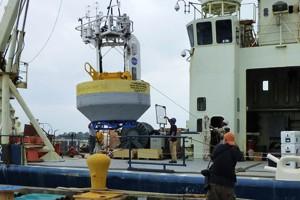 Salinity Processes in the Upper Ocean Regional Study