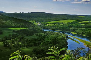 North Branch Susquehanna River (Credit: Nicholas A. Tonelli, via Flickr)
