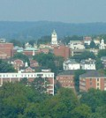 Athens, Ohio (Credit: OHIO fan, via Wikimedia Commons)