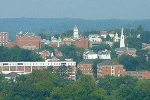 Athens, Ohio (Credit: OHIO fan, via Wikimedia Commons)