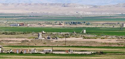 Gas fields of Pavillion, Wyo. (Credit: Jeremy Buckingham MLC, via Flickr)