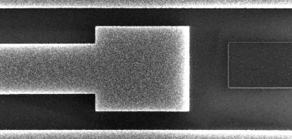 A gravimetric sensor fabricated from carbon nanotubes (Credit: Luis Garcia-Ganced)