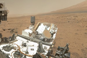 NASA's Mars rover Curiosity (Credit: NASA/JPL-Caltech/Malin Space Science Systems)