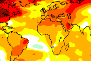 2012 global temperature anomaly (Credit: NASA/NOAA)