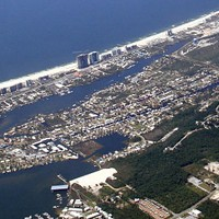 The Orange Beach, Ala., coast (Credit: divemasterking2000, via Wikimedia Commons)