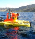 Pisces V off the Big Island of Hawaii (Credit: Hawaii Undersea Research Lab)