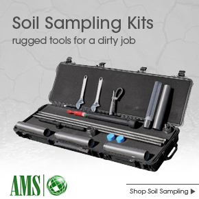 AMS Soil Sampling Kits