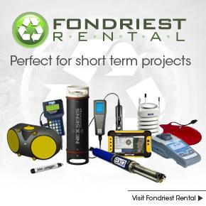 Fondriest Rental - Flowtracker acoustic doppler velocimeter