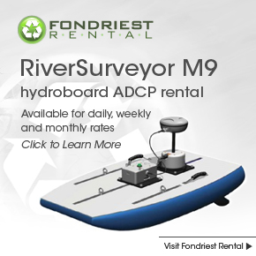 Fondriest Rental - RiverSurveyor